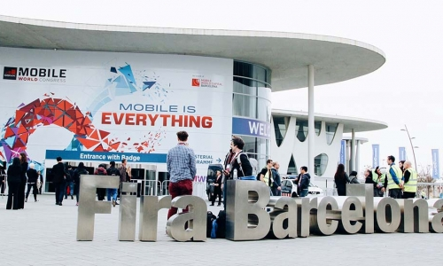Mobile World Congress '16 – Networking Gardens